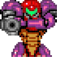 Samus by Steve - 20/07/2006