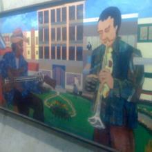 Washington metro art