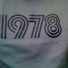 1978 baby!